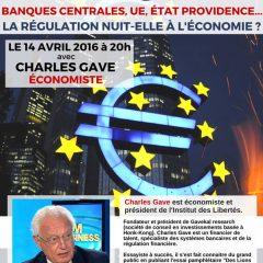 Conférence de Charles Gave le 14 avril 2016